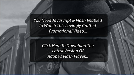Download The Latest Version Of Adobe Flash Player To Watch The Superhunt Promotional Video